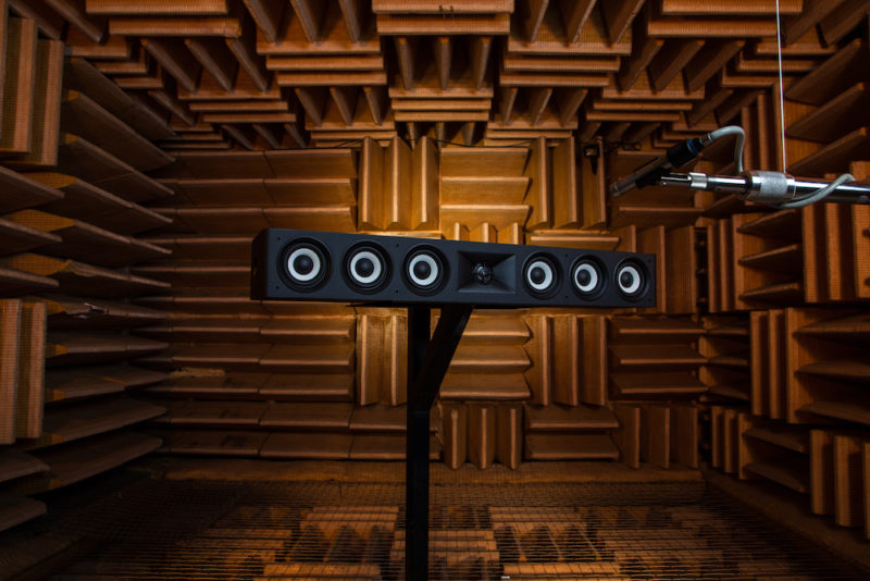JBL Stage Anechoic Chamber 13
