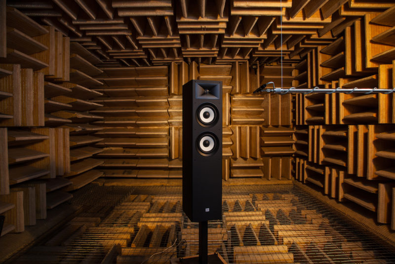 JBL Stage Anechoic Chamber 25