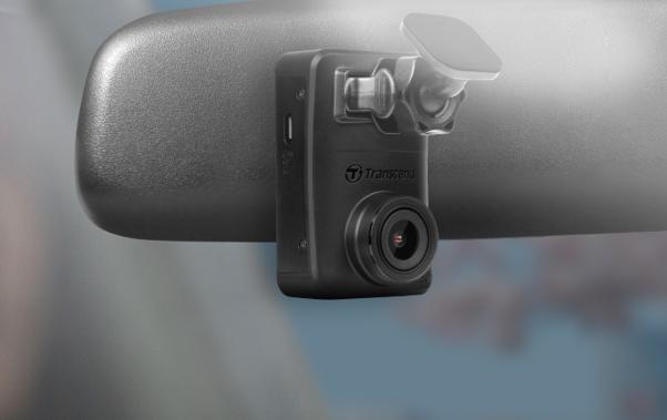 Wideorejestrator Full HD wielkości kluczyka – Transcend DrivePro 10