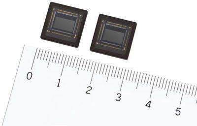 Sony zapowiada wprowadzenie dwóch rodzajów warstwowych wizyjnych czujników zdarzeń z najmniejszymi na rynku pikselami 4,86 μm, przeznaczonych do wykrywania jedynie zmian w obiektach