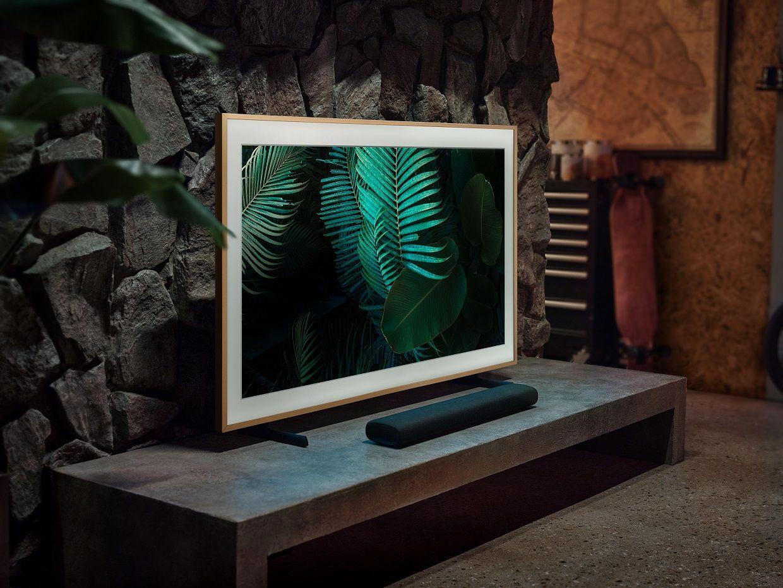 Telewizor The Frame 2021 i soundbar w promocyjnej cenie