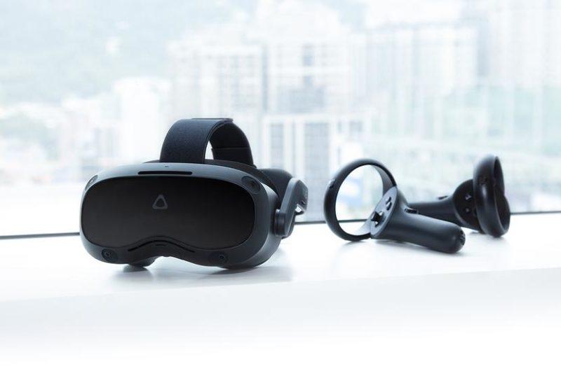 Twarde dowody HTC Vive Focus 3
