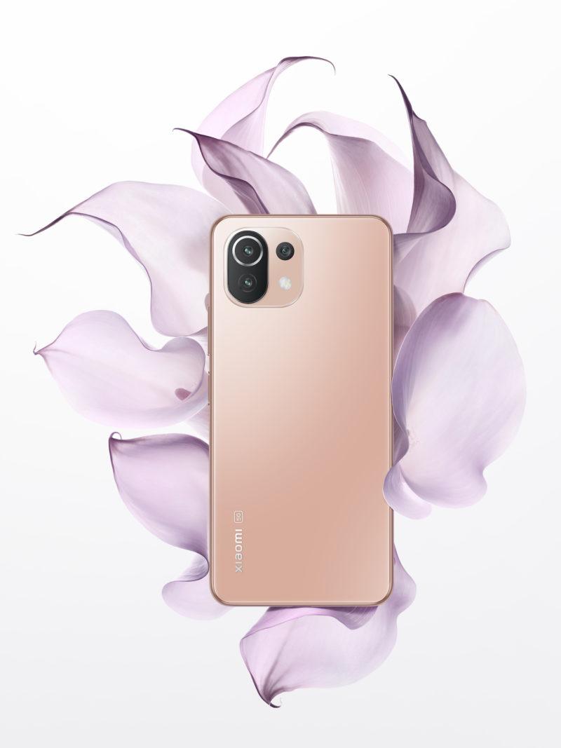 Xiaomi 11 Lite 5G NE Peach Pink