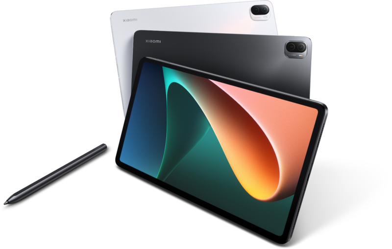 Xiaomi Pad 5 & Pen 3