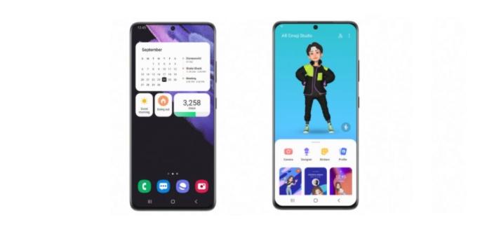 Samsung wprowadza program One UI 4 Beta dla urządzeń z serii Galaxy S21