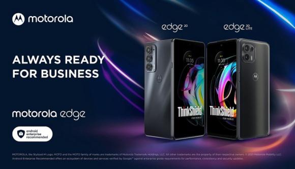 Motorola wzbogaca smartfony o zabezpieczenia klasy korporacyjnej