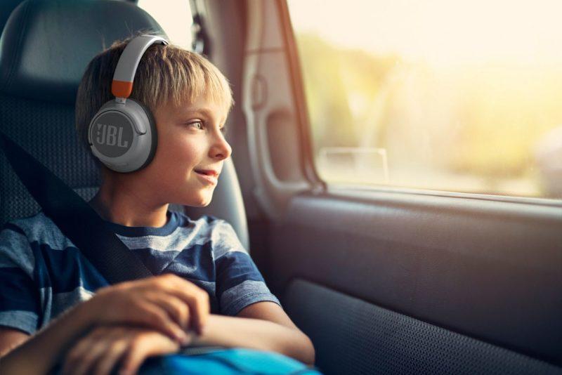 JBL Jr 460 NC – słuchawki dedykowane dzieciom