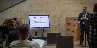 Superszybki Internet i nowe technologie w Muzeum Narodowym w Warszawie