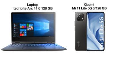 Tańsze smartfony i laptopy w Ofercie Tygodnia