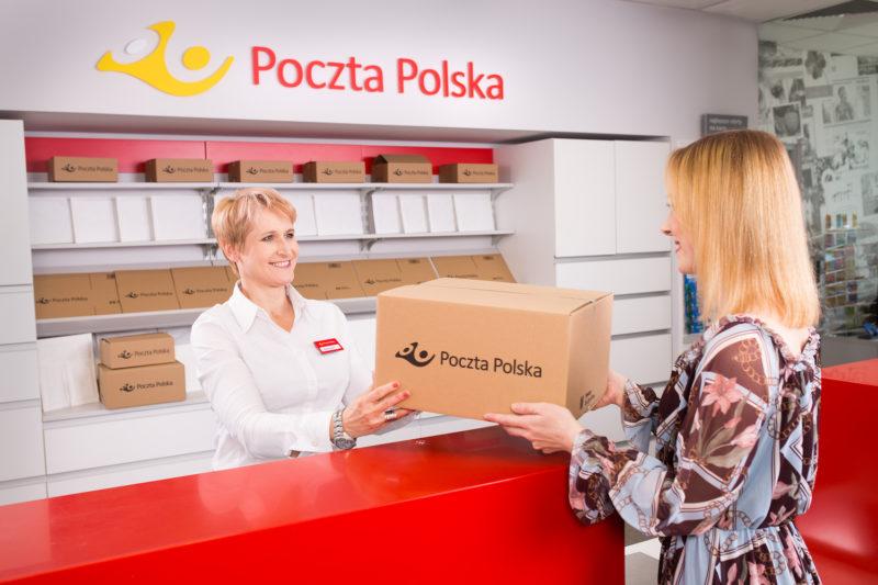poczta polska odbior w punkcie
