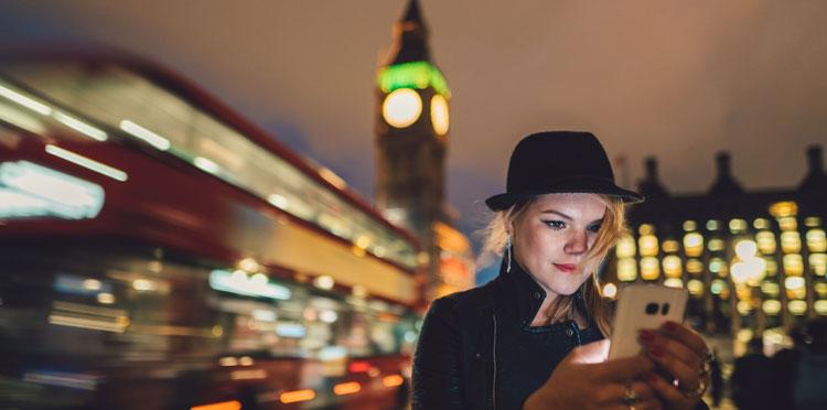 Korzystne stawki w roamingu do Wielkiej Brytanii