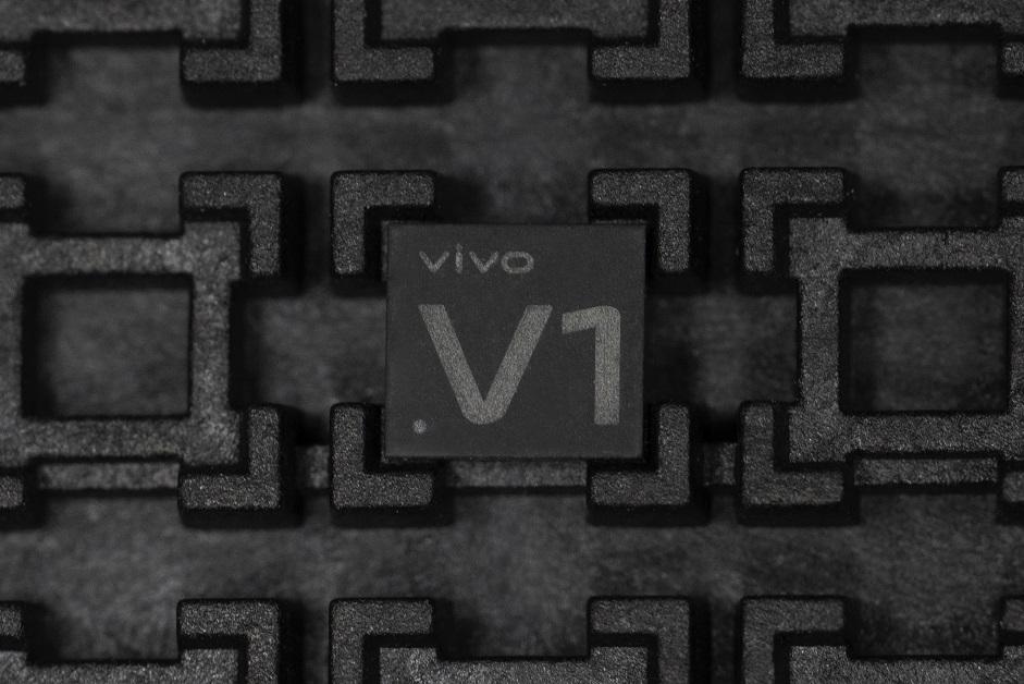 vivo otwiera nowe możliwości dzięki samodzielnie zaprojektowanemu układowi obrazowania V1