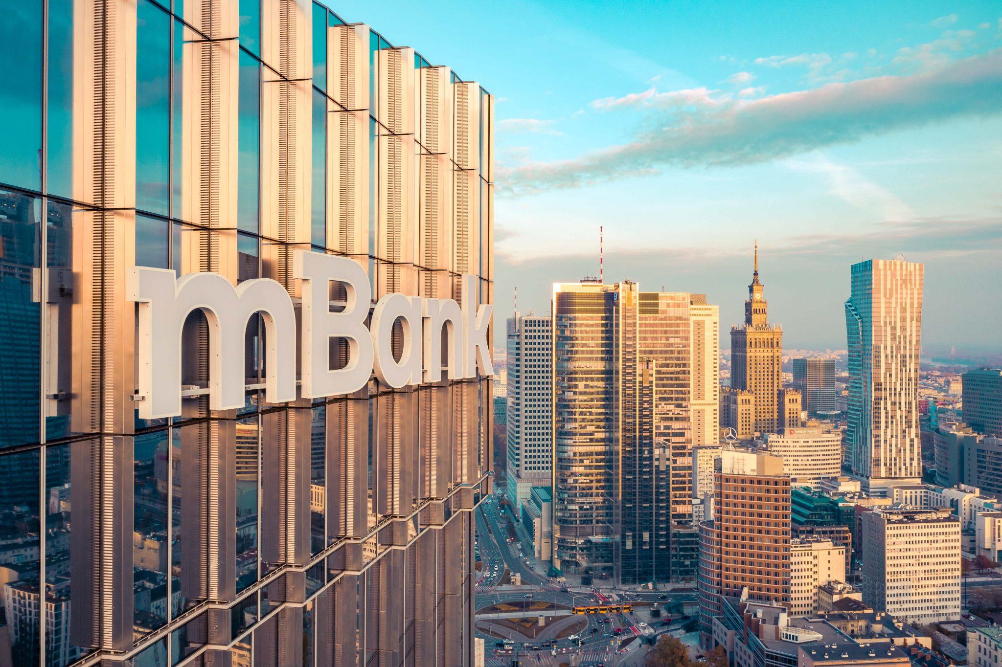 mBank – jedyny taki bank w chmurze
