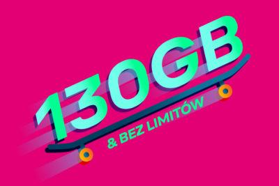 Aż 130 GB na 30 dni za 30 zł dla klientów T-Mobile na kartę