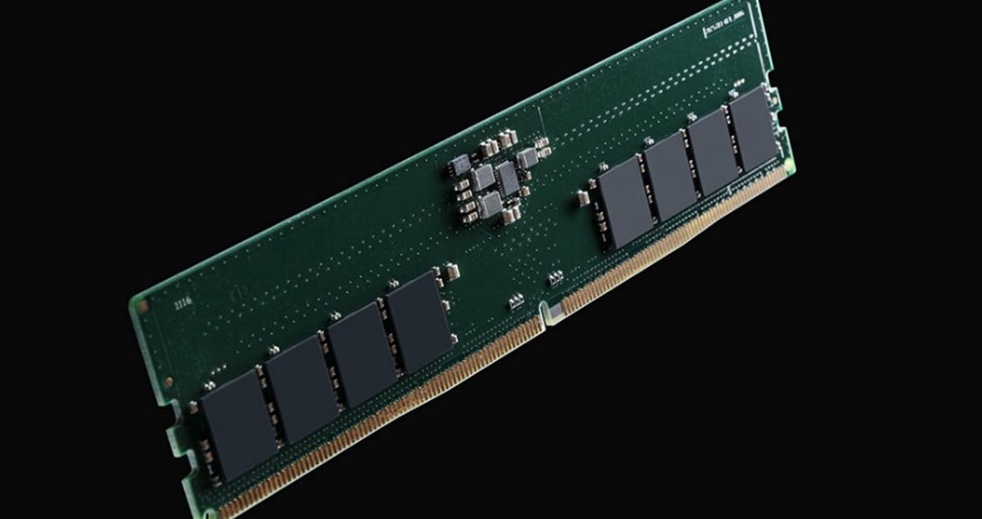 Kingston Technology jako pierwszy dostawca zewnętrzny otrzyma weryfikację platformy Intel dla pamięci DDR5