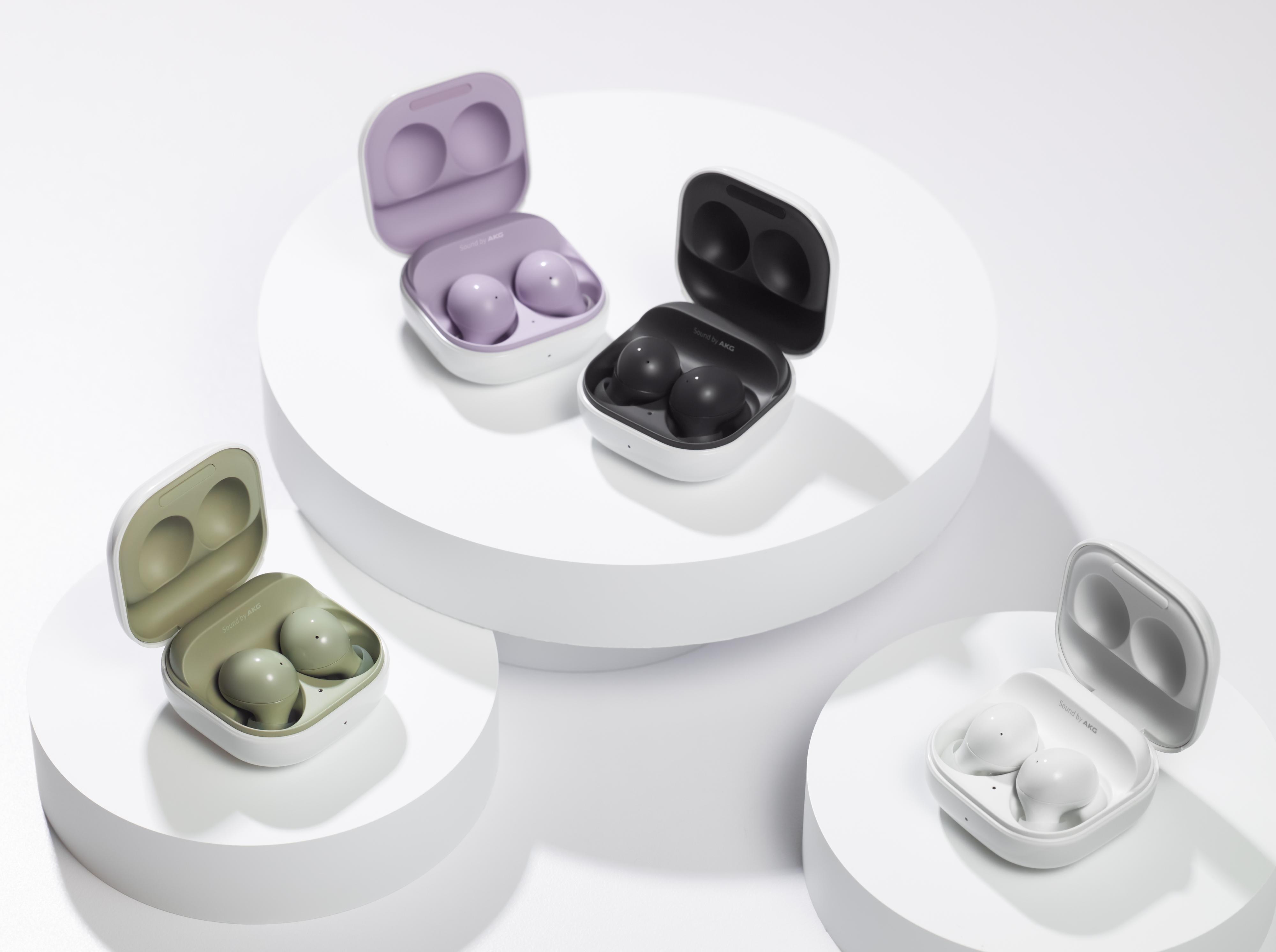 Kup słuchawki Galaxy Buds2 i zyskaj zwrot 170 PLN i 6 miesięczny dostęp do TIDAL Premium