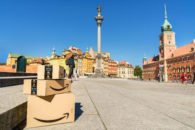 Amazon Prime od dziś jest dostępny w Polsce: klienci Amazon mogą korzystać z darmowych i szybkich dostaw, najlepszych okazji i najwyższej jakości rozrywki za jedyne 49 zł rocznie