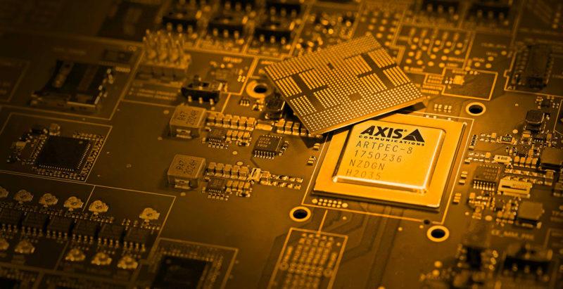Axis wprowadza na rynek ósmą generację procesora ARTPEC oraz ulepszoną wersję aplikacji ACAP