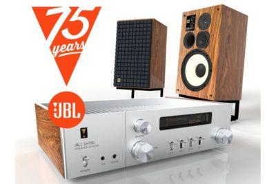 Marka JBL ma już 75 lat