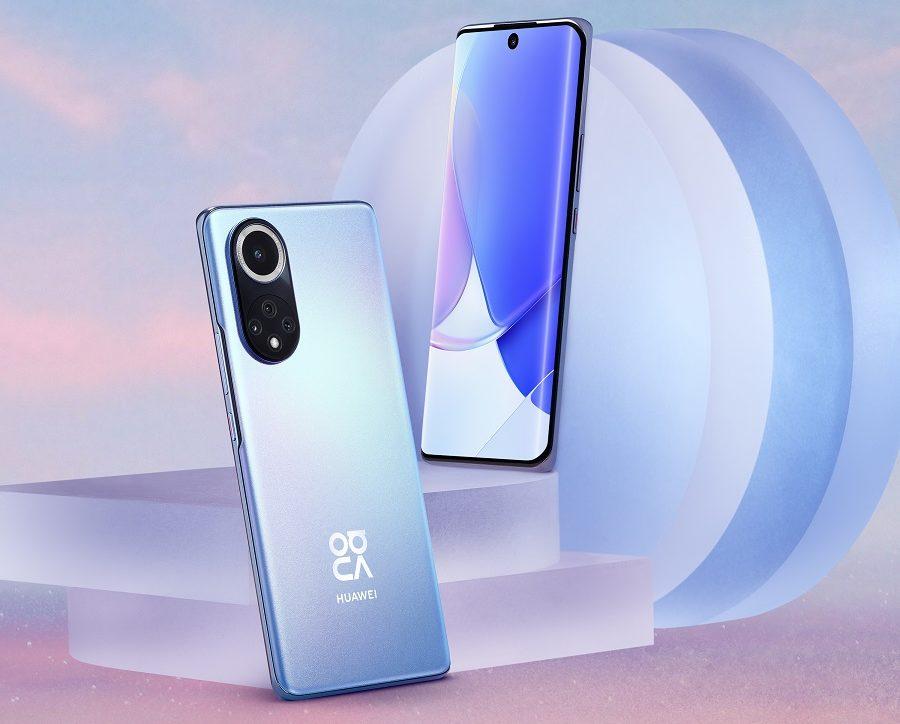 Huawei nova 9 – nowy fotograficzny smartfon od dzisiaj w Polsce – w przedsprzedaży razem ze słuchawkami FreeBuds 4
