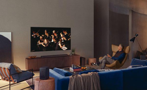 Dźwięk w telewizorach Neo QLED: przegląd technologii i funkcji audio