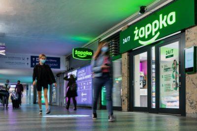 Żappka Store – sklep bez kolejek, bez gotówki ani kontaktu z obsługą