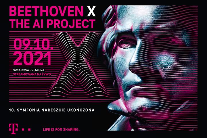 Światowa premiera X Symfonii Beethovena w październiku – Utwór dokończyła sztuczna inteligencja