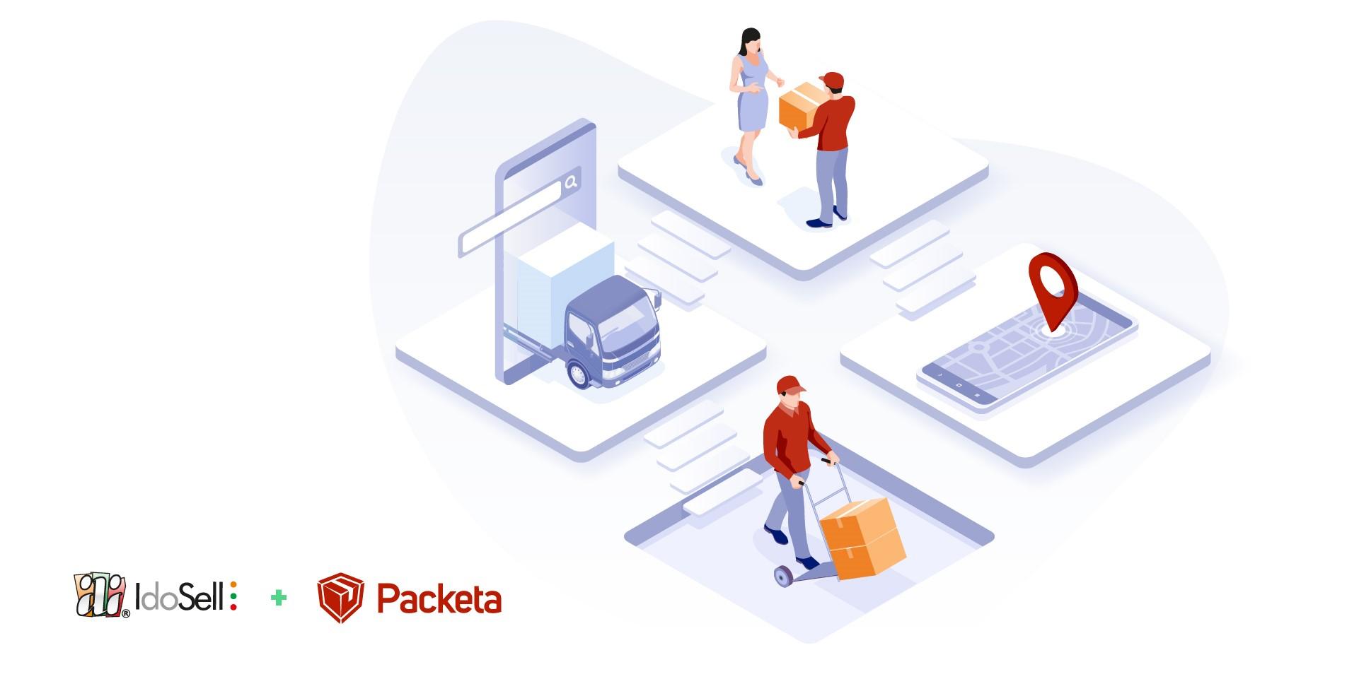 IdoSell i Packeta pomogą wyjść sprzedawcom na zagraniczne rynki