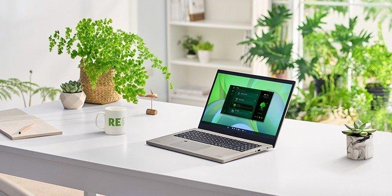 Acer stawia na eko – Poznaj nowości z serii Vero