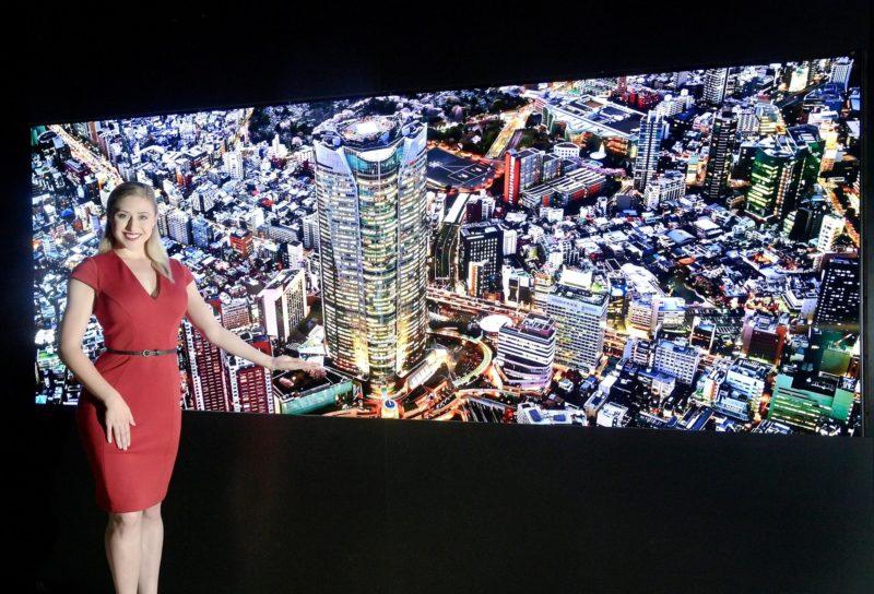 Technologia MicroLED marki LG zdobywa czołową nagrodę prezydencką na targach Int'l Light Convergence EXPO 2021