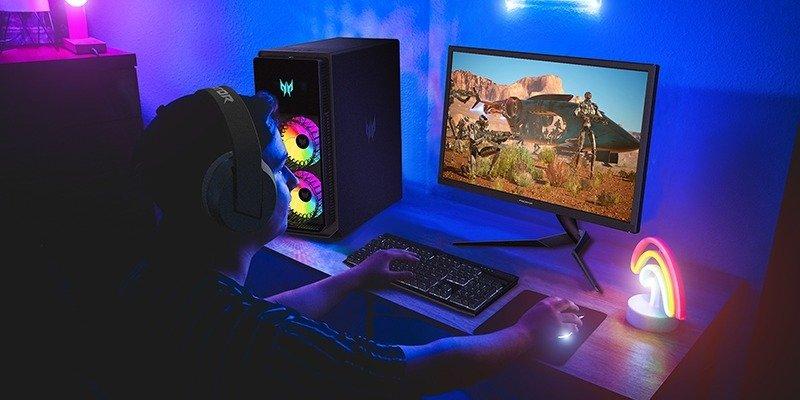 Acer prezentuje potężnego Predatora Orion 7000