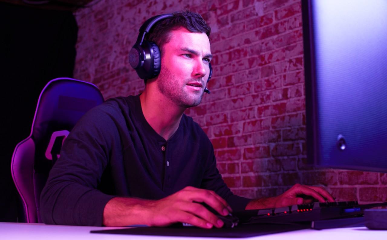 JBL Quantum 350 Wireless – nowość gamingowej serii JBL