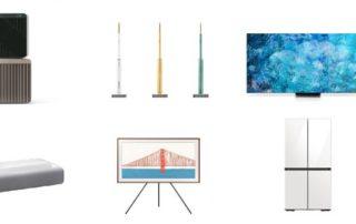 48 nagród IDEA 2021 dla produktów Samsung