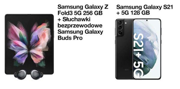 Samsung Galaxy Z Fold3 taniej aż o 2500 zł